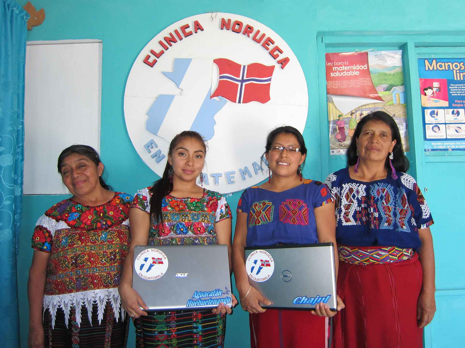 DigiAid DigiFix Clinicua Noruega Guatemala